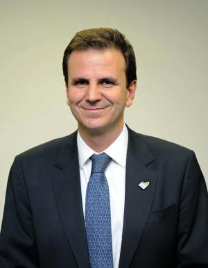 One minute with Eduardo Paes – Mayor of Rio de Janeiro