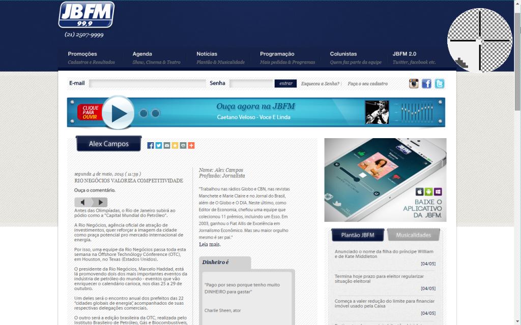 JB FM Online – Rio Negócios valoriza competitividade