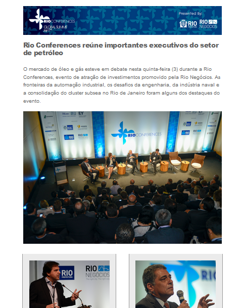 Rio-Conferences-Oil-and-Gas-Newsletter
