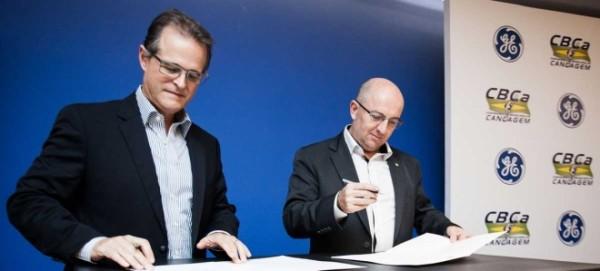 GE anuncia parceria com a Confederação Brasileira de Canoagem