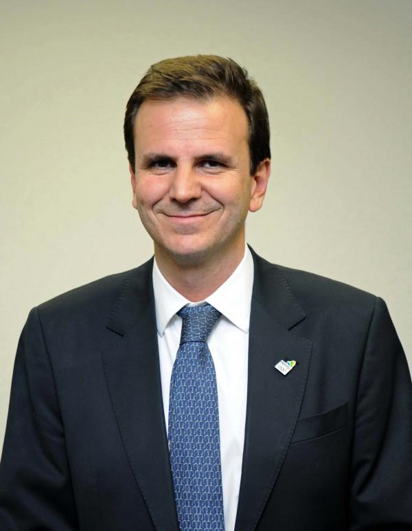 Um minuto com Eduardo Paes – Prefeito da cidade do Rio de Janeiro