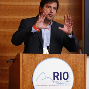 Picture by Philip Hollis for Grayling.  Rio 2016  Business event in Somerset House, Central London