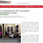 Expresso MT – Rio é responsável por 75% da produção cinematográfica do país