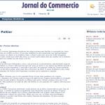 Jornal do Commercio – Coluna Marcia Peltier – A Vez da Espanha