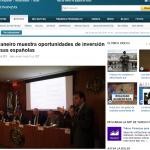 Yahoo España – Río de Janeiro muestra oportunidades de inversión a empresas españolas