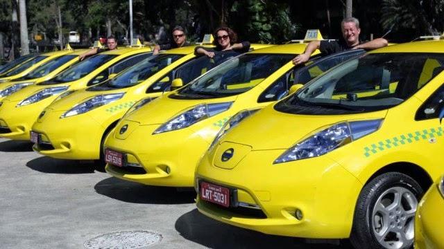 Taxi-Eletrico-Rio