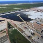 Terminal de petróleo do Porto do Açu deve ser concluído ainda este mês