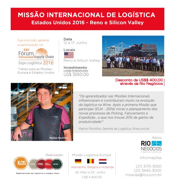 Missão Internacional de Logística