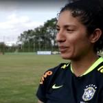 Vivo ativa seleção feminina de futebol com websérie